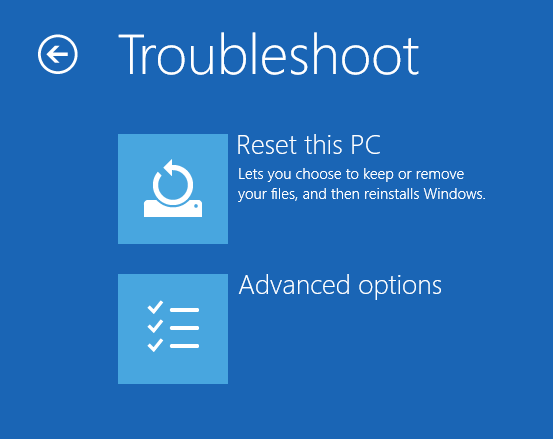 3Troubleshoot